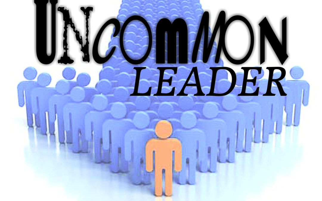 An Uncommon Leader